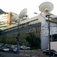 Rede Globo – Complexo da Emissora – Rio de Janeiro-RJ