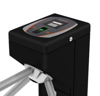 Catraca Biométrica Pedestal WXS-FEG500